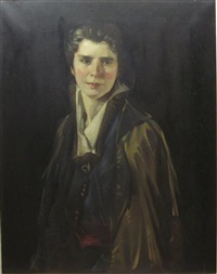 portrait of helen alison by david alison