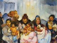 babies health station no. 11 by martha walter
