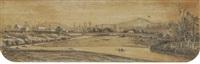 stockade and bridge hutt by george frederick swainson