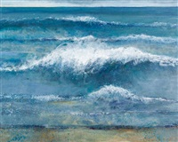 crashing surf, silver strand, sherkin by jo ashby