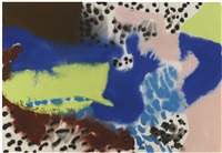 may 9 : 1986 by patrick heron