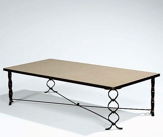 Artnet Table Basse Ou Ruban Royère Jean Ondulation Par Sur nP0wOk