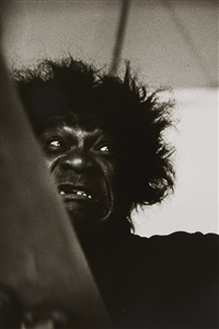 hezekiah trambles the jungle creep, new york city by diane arbus