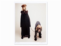 a walk by william wegman