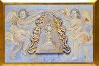 ángeles con cáliz by carmen parra