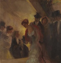 la loge by gaston la touche