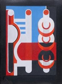 konstruktivistische komposition by gino giuseppe soggetti