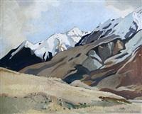 mountains, cass by ivy grace fife