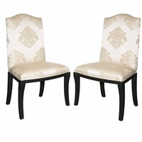 dining chairs (set of 14) by nancy corzine