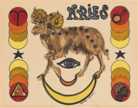 aries by betye saar