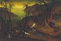 columbiana--la navidad by walton ford