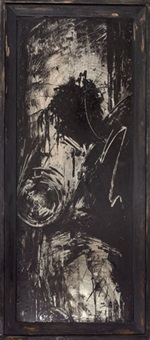 shadow figure by richard hambleton