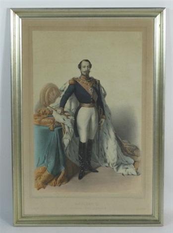 napoleon iii by franz xaver winterhalter