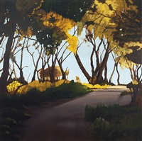 road to west head (summer study) by david keeling