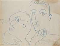 le couple by françoise gilot