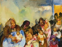 babies health station series no. 1 by martha walter