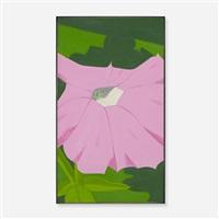 pink petunia no. 1 by alex katz