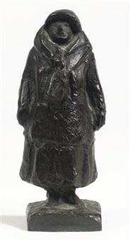 queen wilhelmina by mari silvester andriessen