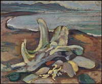 drift wood, percé, pq by nora frances elisabeth collyer