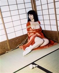 tokyo nostalgia by nobuyoshi araki