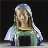busto della vergine by luca della robbia the younger
