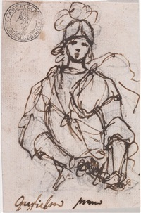 studio di armigero by guillaume courtois
