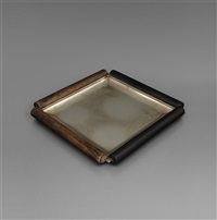 serving tray by jean emile puiforcat