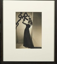 fashion study of chanel by horst p. horst
