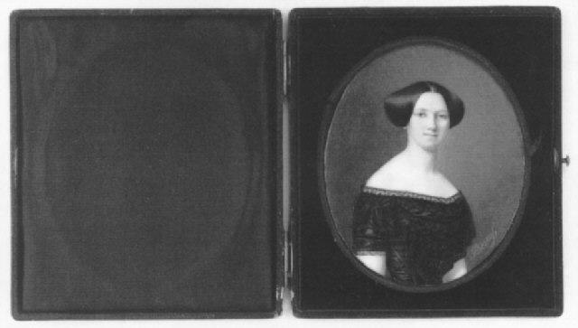 la comtesse de chambord by charles antoine claude berny douville