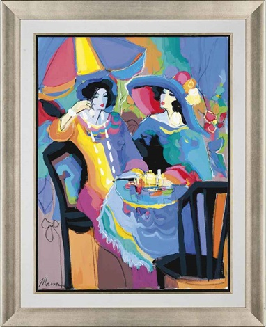 confidantes by isaac maimon