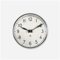 wall clock by arne jacobsen