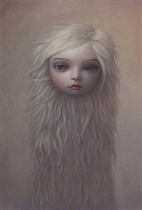 fur girl by mark ryden