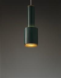 hand grenade ceiling light, model no. a110 by alvar aalto