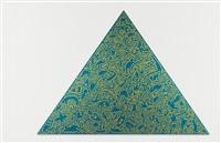 pyramid by keith haring