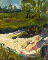 vodopád na potoku by ladislav sima