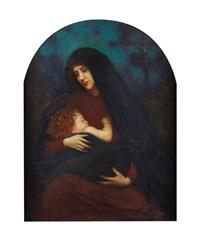la vierge by jean béraud