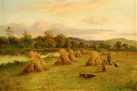 harvest time by john horace hooper
