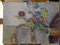 bouquet de fleurs by alexis paul arapov