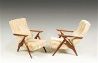 siège à position réglable (pair) by carlo molino