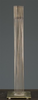 untitled sonambient sculpture by harry bertoia
