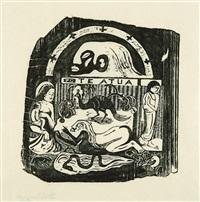 te atua (die götter) by paul gauguin