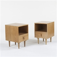 nightstand (+ another; pair) by stanley young