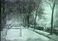 on riverside drive by percival de luce