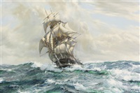 the marco polo by montague dawson