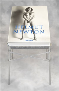 sumo (alb.w/works) by philippe starck and helmut newton