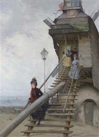 au moulin de la galette by paul françois quinsac