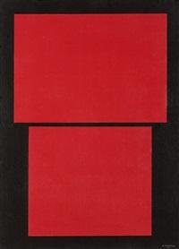 zwart en rood by amédée cortier