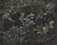blühender waldboden by christine marie loevmand