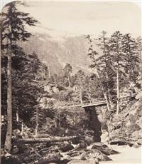 le pont by alphonse jeanrenaud