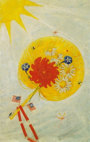 fourth of july, no.2 by florine stettheimer